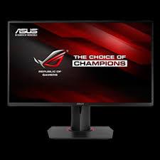 black friday 144hz monitor asus rog pg278q black 27