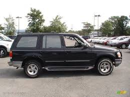Ford Explorer Blacked Out - 1996 ford explorer information and photos zombiedrive