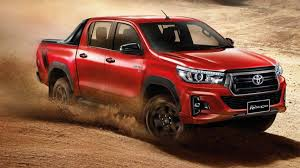 opel thailand 2018 toyota hilux comes out refreshed in thailand 3 images 2018