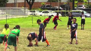 Bronco Flag Kahaluu Broncos Flag Football 2013 Youtube
