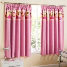 Cheap Nursery Curtains Blackout Curtains Childrens Bedroom Pictures Princess Children