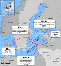 Kiel Germany Map by Baltops 2016 Map Schedule Baltics Liveuamap Com