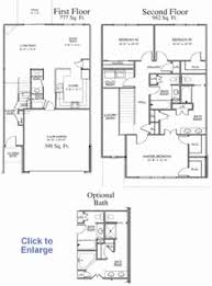 1 1 2 story floor plans 1 1 2 story house plans new 3 bedrooms floor plans 2 story bdrm