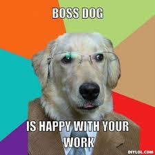 Happy Dog Meme - dog meme