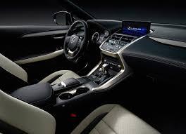 lexus nx red interior 2019 lexus nx f sport interior images automotive car news