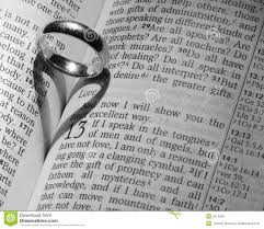 1 corinthians 13 wedding the chapter from 1 corinthians 13 4 8 stock photography