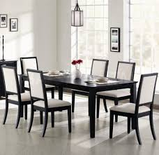 white dining room tables stunning black and white dining room sets table with chairs
