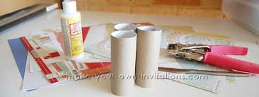 paper photo album toilet paper roll mini album tutorial how to make upcycled