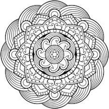mandala coloring pages adults android ios windows