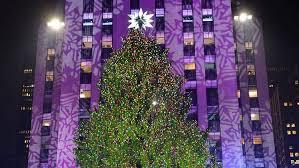 when is the rockefeller center tree lighting 2015 heavy
