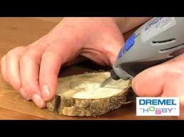 Wood Carving Basic Tools by How To Carve Wooden Decorations With The Dremel Stylus Part One