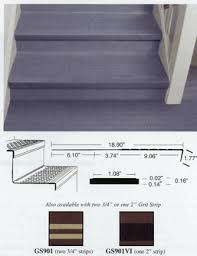 one piece stair tread u0026 riser combo 901 uno tread all stair