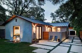 California Bungalow California Bungalow Exterior Modern With Austin Architects And