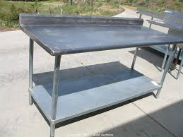 Furniture Nsf Kitchen Outdoor Food Prep Table Stainless Steel - Kitchen prep table stainless steel