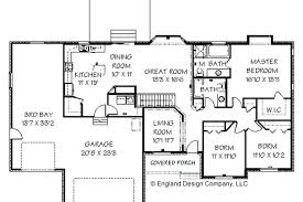 4 bedroom ranch style house plans ranch style house plan hill country ranch ranch style house plans