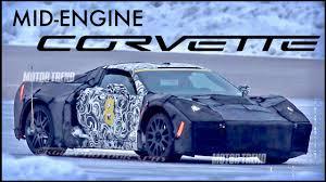 corvette mid engine 2019 mid engine corvette in the photos what we