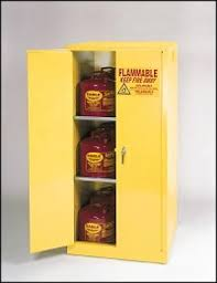 flammable liquid storage cabinet eagle mfg 1962 manual closure flammable liquid storage cabinet 60