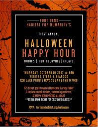 spirit halloween bend oregon halloween happy hour fort bend habitat for humanity