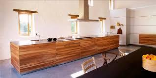 cuisine en bois design cuisine en bois massif design en haute garonne architectura
