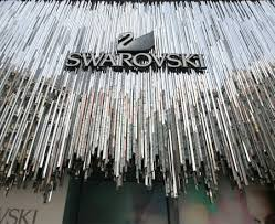 swarovski sede swarovski fashionation oltre 700 vip sotto una