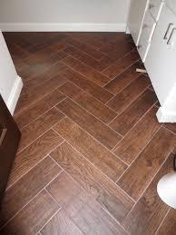 Bathroom Wood Tile Floor Best 25 Herringbone Tile Floors Ideas On Pinterest Tile