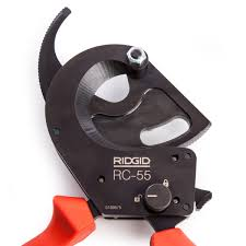 54293 rc 55 manual ratchet action cable cutter 55mm diameter