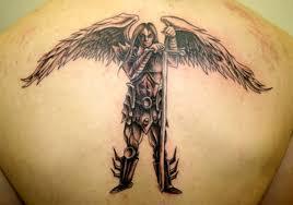25 exotic angel tattoo designs creativefan