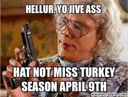 Jive Turkey Meme - yo jive ass