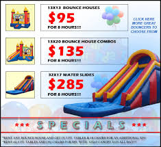chair rentals las vegas home sky jumpers bounce houses serving las vegas las