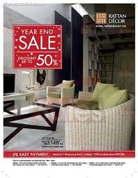 rattan decor chinese year end sale