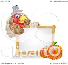 happy thanksgiving clipart free clipart of a happy thanksgiving pilgrim turkey bird giving a thumb