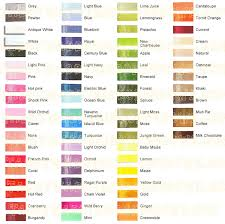 offray ribbon offray solid color chart 0 00 tabby wabby hairbow supplies