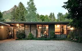modern contemporary ranch house contemporary ranch house modern ranch floor plans mid century