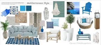 mediterranean design style lunivers dinès mediterranean style designer boards