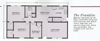 Large Ranch Floor Plans Sunrise Affordable Homes
