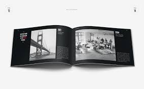 elite corporate design manual guide on behance 16 layout