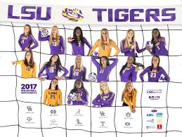 2017 18 lsu athletics posters lsusports net the official web
