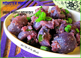 just dip it in chocolate monster mash halloween saute purple