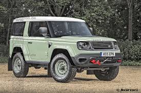 2018 land rover defender changes 3948