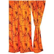 Camo Shower Curtain Ap Blaze Orange Camo Comforter U0026 Ez Bedroom Sets Cabin Place