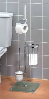 unique free standing toilet paper holder modern free standing toilet paper holder foter
