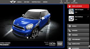 2014 mini paceman cooper s options