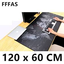 giant mouse pad for desk fffas washable 120x60cm xxl big mouse pad gamer mousepad keyboard