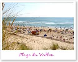 veillon beach holiday in talmont saint hilaire tourism and