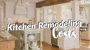 Kitchen Renovation Cost by Kitchen Renovation Costs Beautiful Kitchen Renovation Cost With