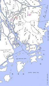 The Villages Map Where Did I Come From Chang鄭 Chock卓 Sai 佘wung翁 And Ching