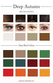 fall color pallette how to create your personal color palette plus take our color quiz