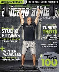 thanksgiving day races 2016 november december chicago athlete magazine by kelli l issuu