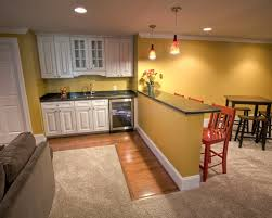 Affordable Basement Ideas by Great Basement Kitchen Ideas On Kitchen With Basement Basement