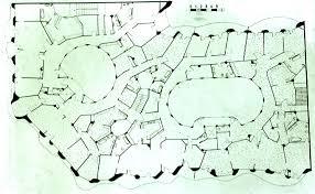 casa batllo floor plan 0280 casamilaplan jpg